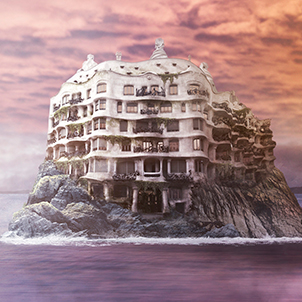 La Pedrera, a masterpiece of nature