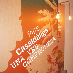 Pere Casaldàliga, a committed voice