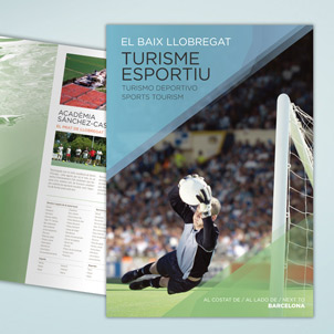 Sports tourism catalogue