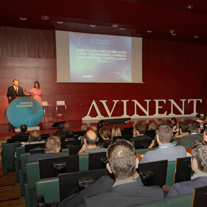 "New image for AVINENT's ""Sharing Knowledge"" congresses"
